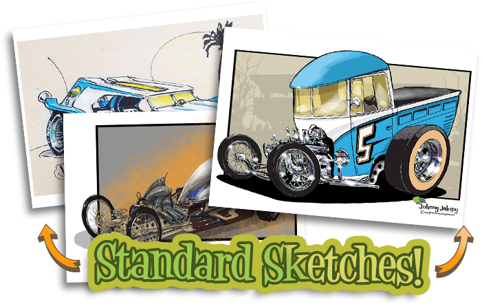 View Standard Sketches
